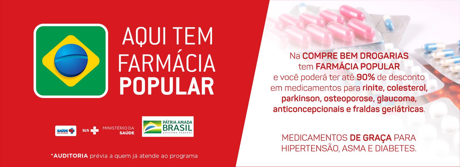 08 - Farmácia Popular